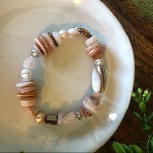 Silpada pink bracelet B1775